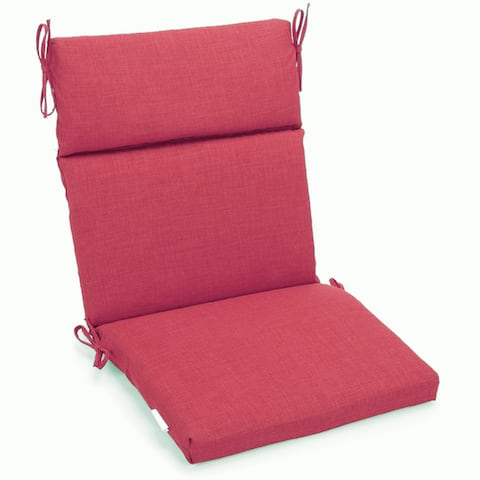 Blazing Needles 3-section Indoor/Outdoor Patio Chair Cushion