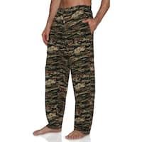 Fun Boxers Mens Novelty Cotton Printed Lounge Pajama Pants