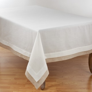 Link to Layered Design Tablecloth Similar Items in Table Linens & Decor