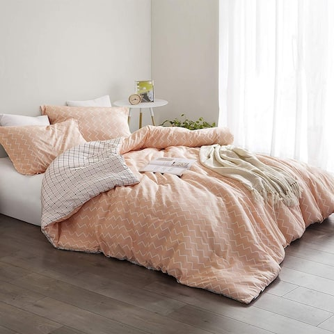 Carson Carrington Coagh Oversized Cotton Comforter