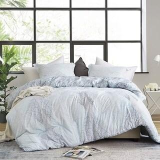 Hojas Flor - Oversized Comforter - Supersoft Microfiber Bedding