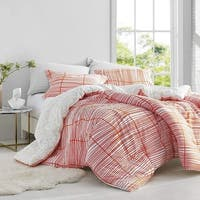 Restyle Orange - Oversized Comforter - 100% Cotton Bedding