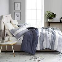 Karst Stripes - Oversized Comforter - 100% Cotton Bedding