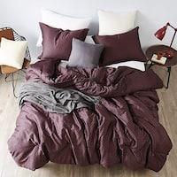 Malbec - Oversized Comforter - 100% Cotton Bedding