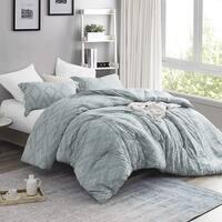 Argyle Moda - Oversized Comforter - 100% Cotton Bedding