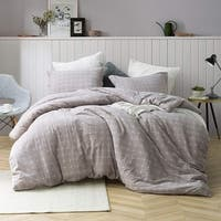 Farmstead - Oversized Duvet Cover - 100% Yarn Dyed Cotton Bedding