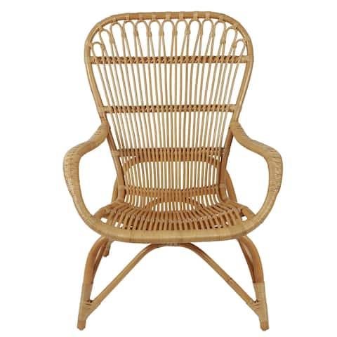 Kai Rattan Arm Chair