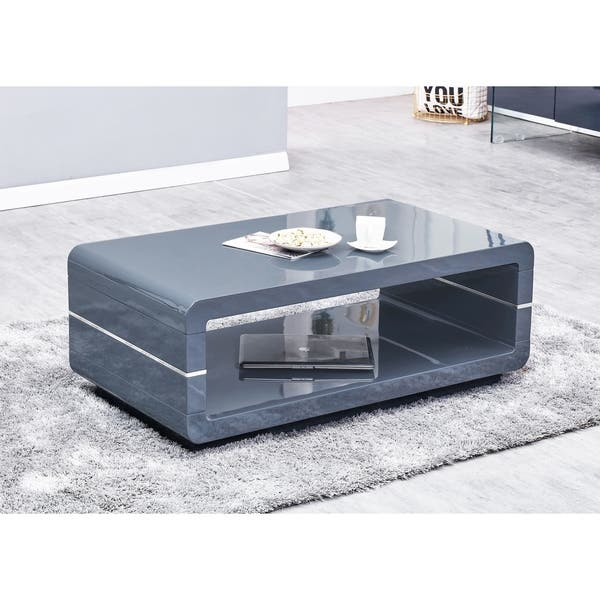 Best Quality Furniture Modern High Gloss Coffee Table