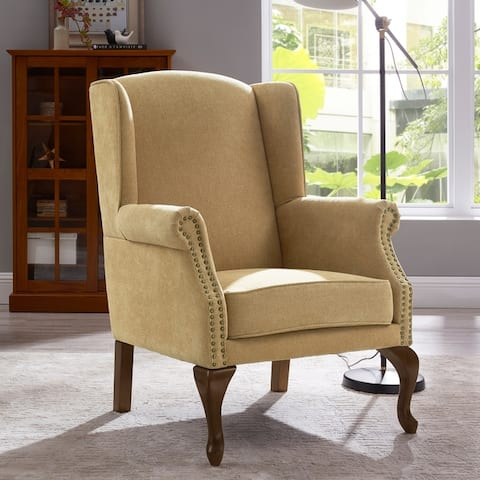 Levance Wingback Arm Chair by Greyson Living