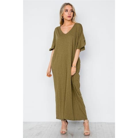 df0b1ad8e Green, Cotton Dresses | Find Great Women's Clothing Deals Shopping ...