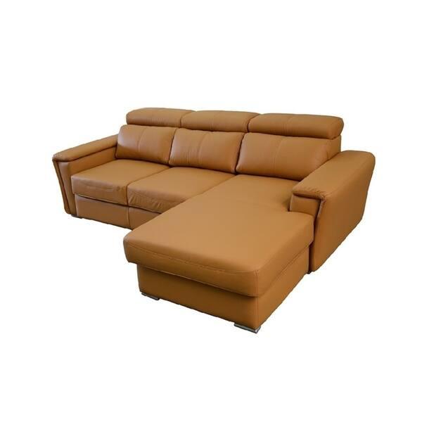 Topik Leather Sectional Sleeper Sofa Free Shipping