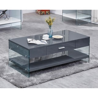 Best Quality Furniture Modern Lacquer Coffee Table