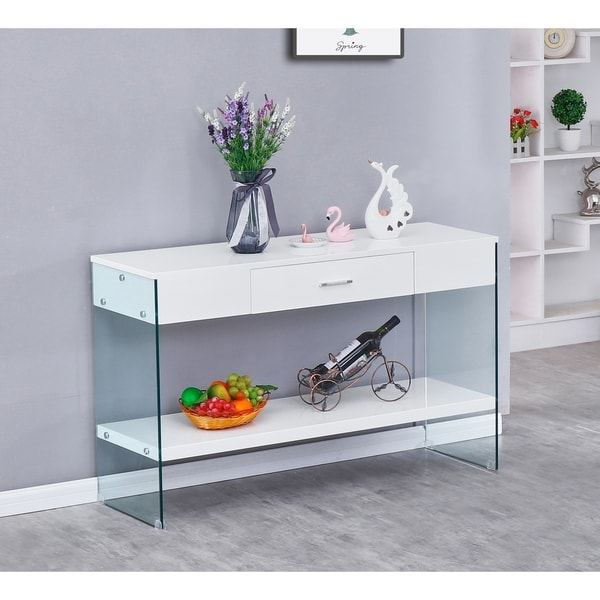 Shop Best Quality Furniture Modern Lacquer Console Table