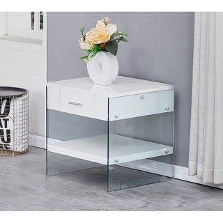 Best Quality Furniture Modern Lacquer End Table