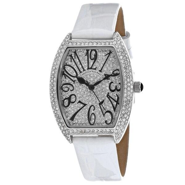 Christian Van Sant Women's Elegant Watch - CV4821W - N/A