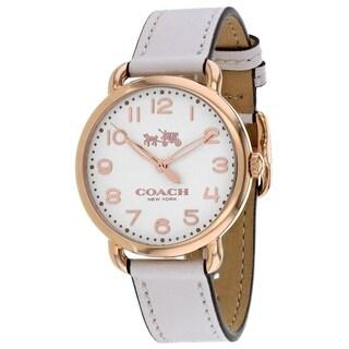 Coach Women's Delancey Watch - 14502716 - N/A