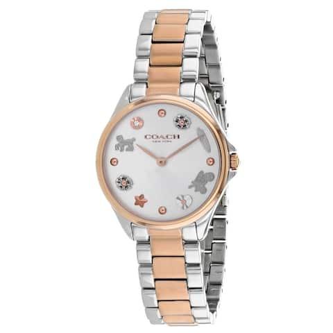 Coach Women's 14503065 'Modern Sport' Two-Tone Stainless Steel Watch
