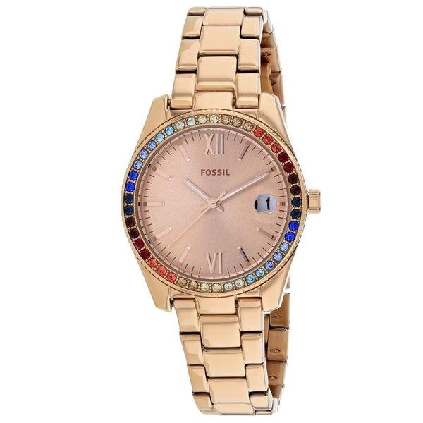 Fossil Women's Scarlette Watch - ES4491 - N/A