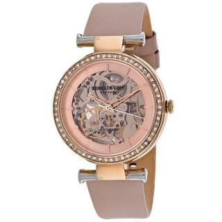 Kenneth Cole Women's Skeleton Watch - KC15107002 - N/A