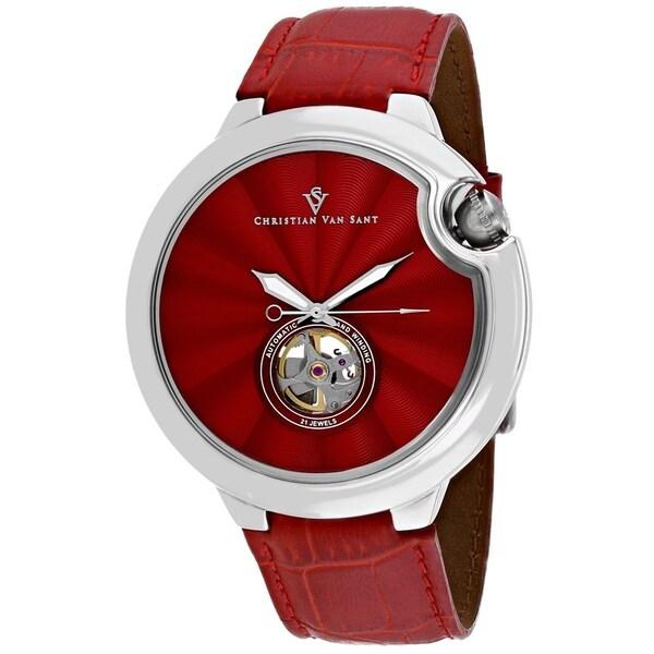 Christian Van Sant Men's Cyclone Automatic Watch - CV0142