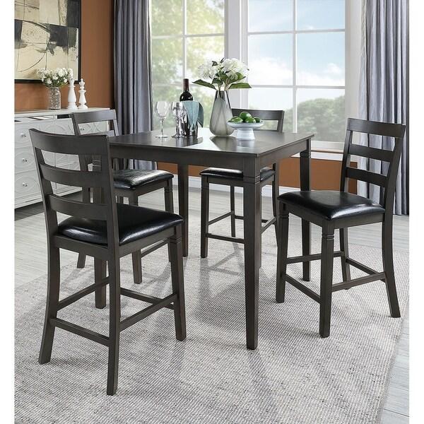 Shop Harper & Bright Designs Classic Dark Grey 5-piece