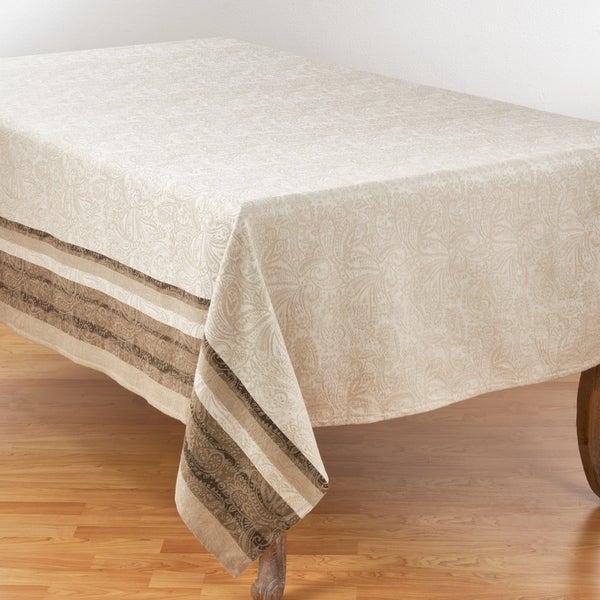 Indian Print Design Tablecloth