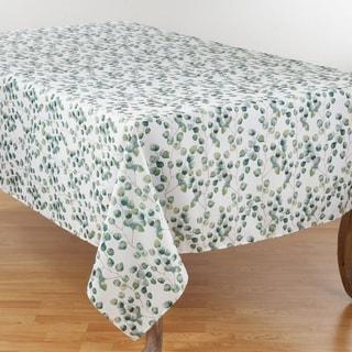Eucalyptus Design Tablecloth
