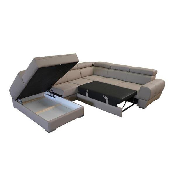 Kent Large Sectional Sleeper Sofa