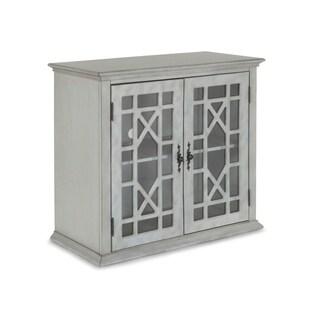 Marceline Grey 2-door Accent Cabinet