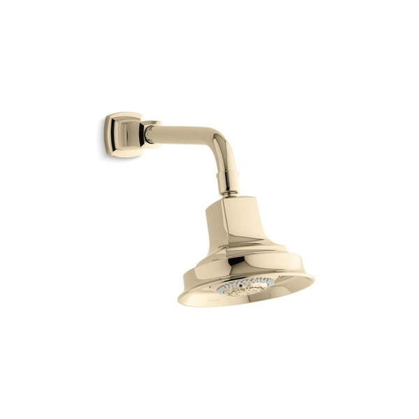 Margaux(R) 2.5 gpm multifunction wall-mount showerhead