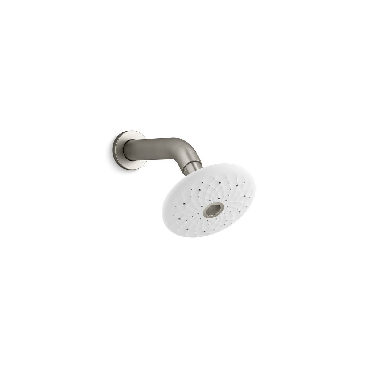 Exhale R B120 2 0 Gpm Multifunction Showerhead With Katalyst R Air Induction Technology