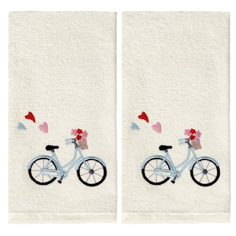 Bicycle 2 Pc Hand Towel Set