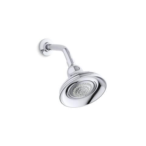 Bancroft(R) 1.75 gpm multifunction wall-mount showerhead