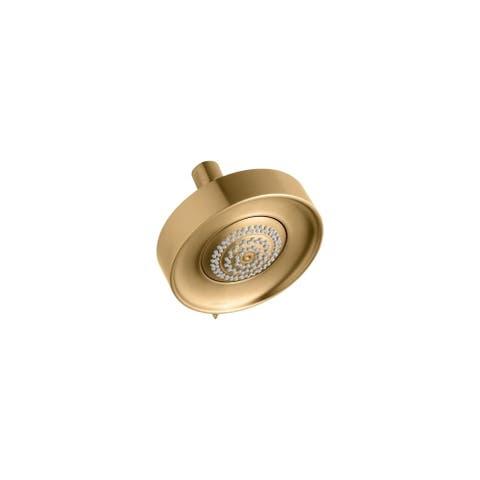 Purist(R) 1.75 gpm multifunction showerhead