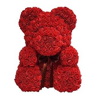 F.S.D Flower Teddy Bear