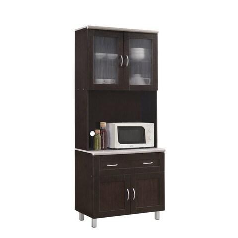 Hodedah Kitchen Cabinet