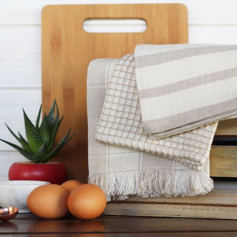 Little Ole Mill Kitchen Towels (Set of 3)