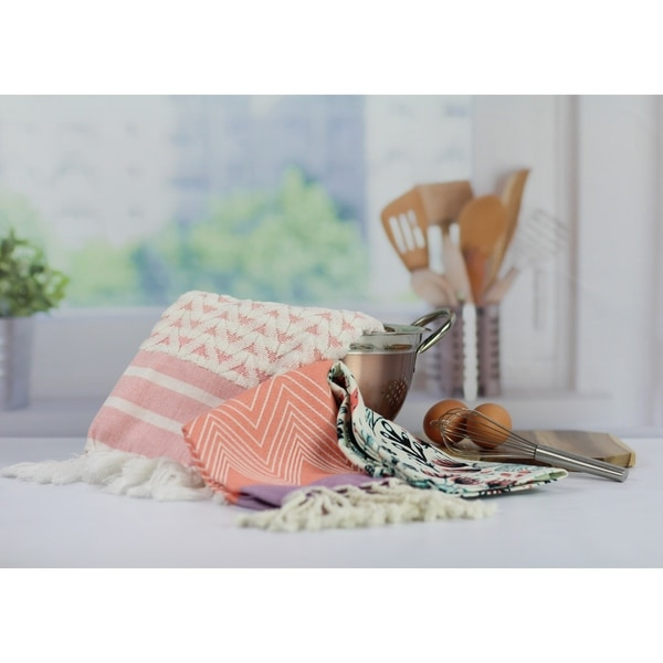 Peach & Oak Assorted Kitchen Towel