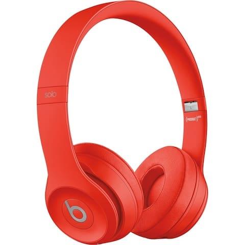 Beats by Dr. Dre Beats Solo 3 Wireless On-Ear Headphones - Red
