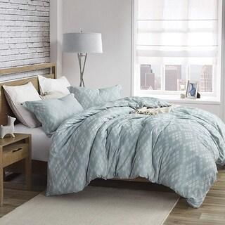 Argyle Moda - Oversized Duvet Cover - 100% Cotton Bedding