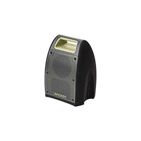 KICKER Bullfrog Bluetooth FM Outdoor Music System Wireless 1 pc.