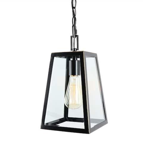 Imperial Black Outdoor Hanging Lantern