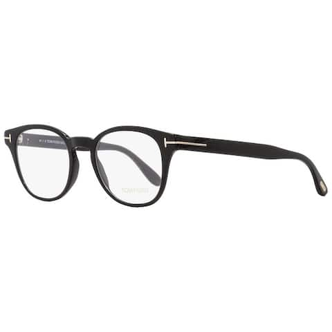 Tom Ford TF5400 001 Mens Black 48 mm Eyeglasses