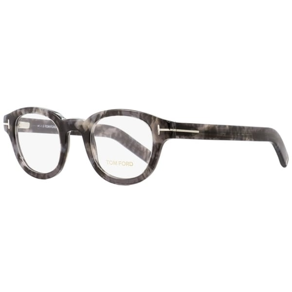 9080c5bac7ac8 Shop Tom Ford TF5429 55A Unisex Gray Vintage Havana 45 mm Eyeglasses - Gray  Vintage Havana - Free Shipping Today - Overstock - 27100290