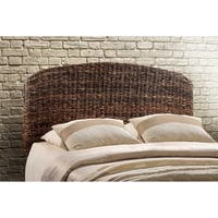 Raja Queen Size Handwoven Banana Leaf Headboard