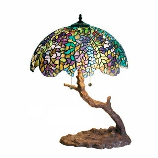 Link to Tiffany-style Tree Lamp Similar Items in Table Lamps