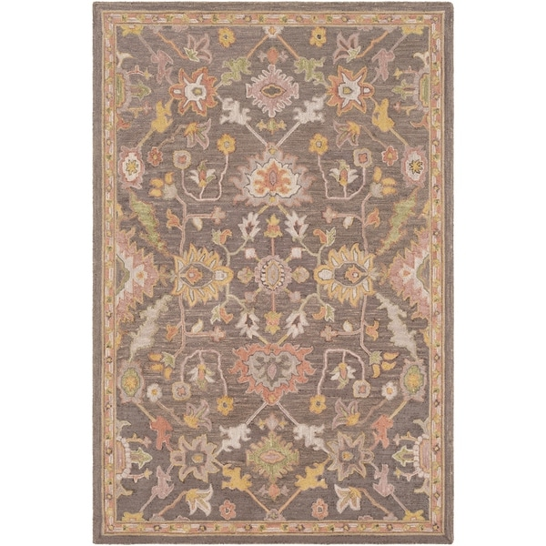 Shop Dareios Updated Traditional Area Rug Free Shipping Today
