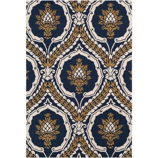 Madlyn Transitional Area Rug