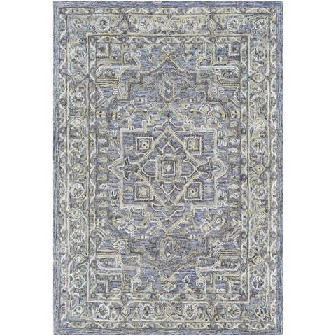 Timaeus Traditional Area Rug
