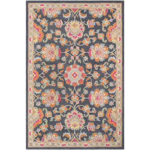 Mariele Updated Traditional Area Rug